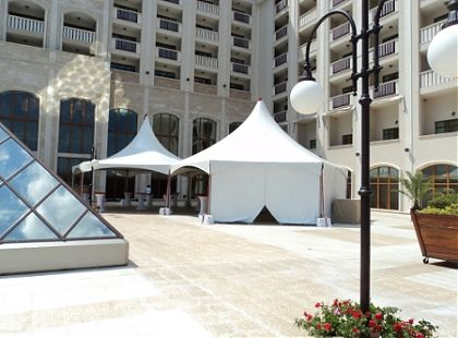 Шатри, тенти, палатки – всичко за едно успешно събитие thumbnail