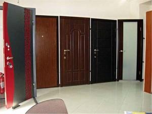 Модели входни врати