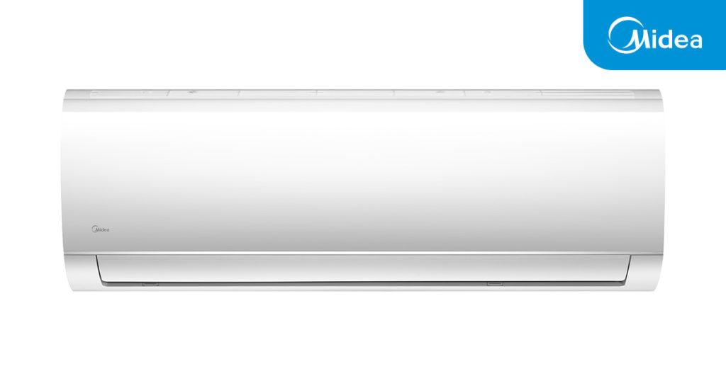 Стенни инверторни климатици Midea Blanc