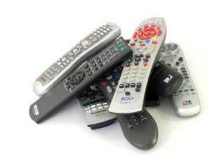дистанционно за телевизор