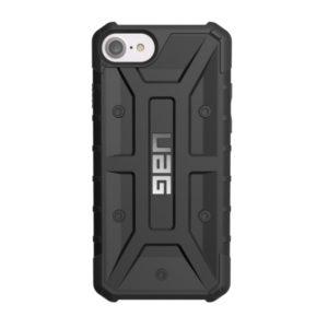 Urban Armor Gear Pathfinder удароустойчив хибриден кейс за iPhone 7 - черен