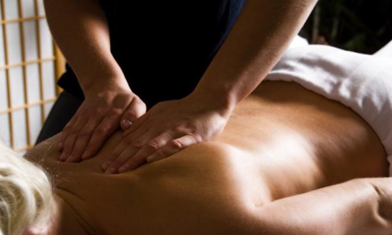 Цялостен масаж