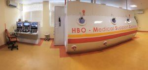 барокамера в HBO Medical Support Center