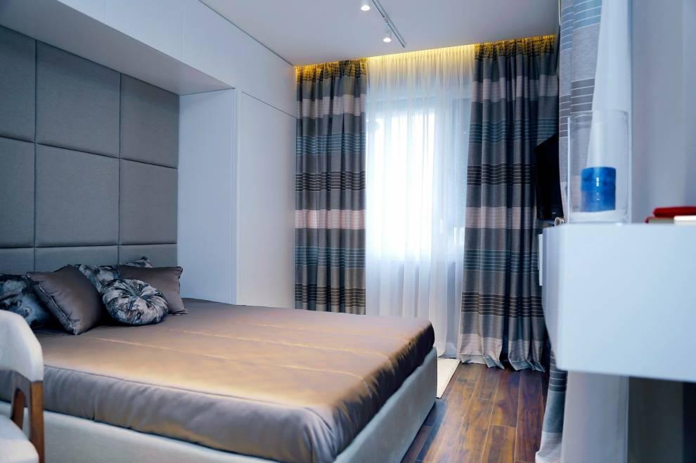 Как да изберем пердета за спалнята?