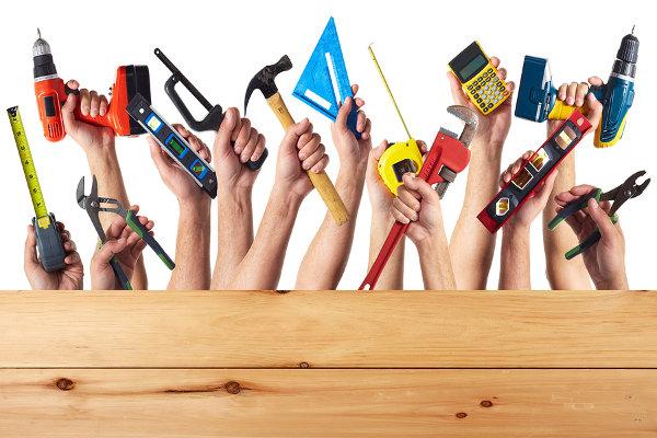 важни инструменти за всеки майстор