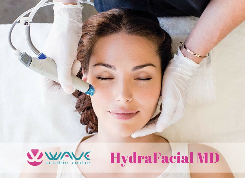 hydrafacial в wave estetic center