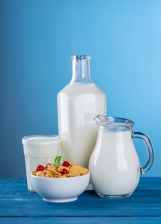 млечни продукти дистрибуция