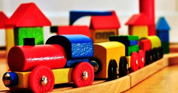 Евтини детски дървени играчки