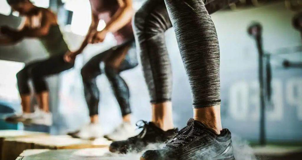 Клинове за жени за спорт и тренировка